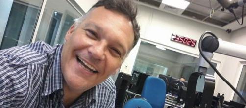 Jimmy Raw fez história no rádio e na televisão brasileira. (Reprodução/Facebook/@jimy.raw)