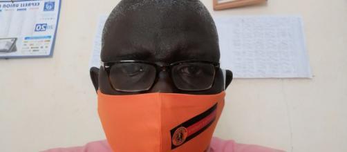 Kakou Firissou André, Proviseur du Lycée Kongola de Maroua (c) Firissou André