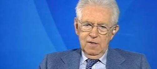 Mario Monti è stato ospite di Di Martedì.