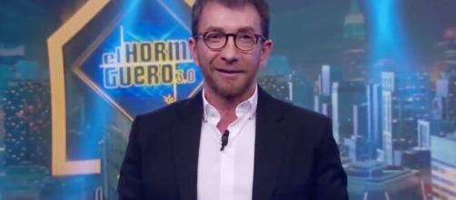 Pablo Motos arremete en el programa de televisión, 'El Hormiguero', contra la crispación política