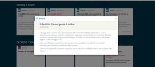 Reddito di emergenza Inps, una circolare chiarisce chi può richiederlo e gli importi.