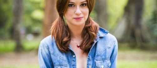 Marina Ruy Barbosa atuou na novela 'Império'. (Arquivo Blasting News)