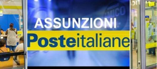 Poste Italiane: offerte di lavoro per consulenti finanziari e commerciali in tutta Italia.