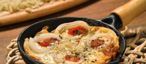 Receita de pizza na frigideira fácil. (Arquivo Blasting News)