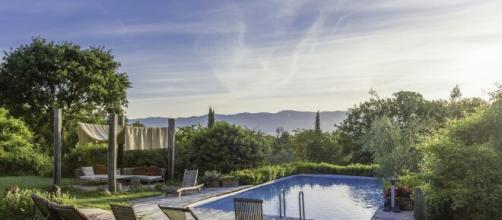 Villa 'La Selva Giardino del Belvedere', la location della vacanza.