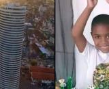 Indiciada pela morte de Miguel é mulher do prefeito de Tamandaré, PE. (Arquivo Blasting News/Menino morre ao cair do 9º andar)