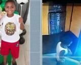 O menino Miguel estaria à procura da mãe ao cair do prédio. (Reprodução/TV Globo)
