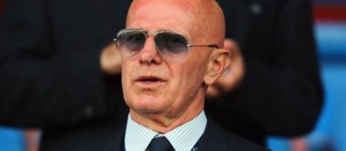 Arrigo Sacchi, ex commissario tecnico della nazionale italiana.