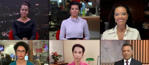 Bancada composta por jornalistas negros comenta sobre racismo na Globonews. (Arquivo Blasting News)