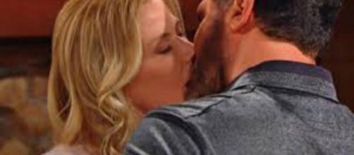 Beautiful, anticipazioni Usa: Ridge e Katie scoprono il bacio tra Bill e Brooke.