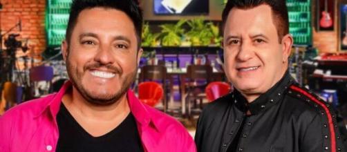Bruno e Marrone entram em contradição sobre participação de Bolsonaro em live. (Arquivo Blasting News)