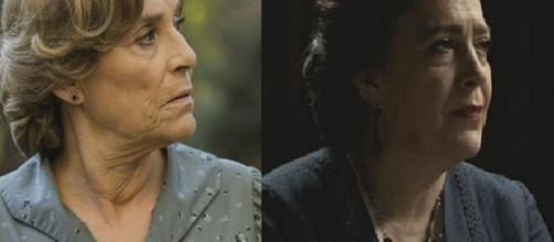 Il Segreto, trame Spagna: Eulalia Castro fa credere a Francisca di essere deceduta.