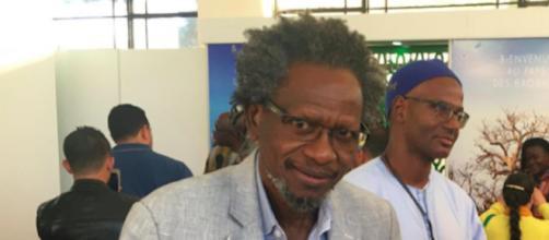 Le journaliste Pape Samba Kane. Credit : Brahim Bouda