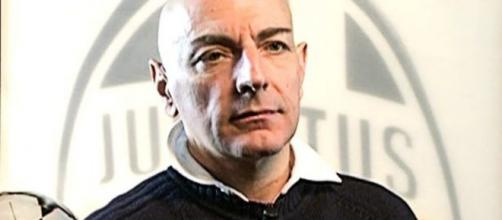 Marcello Chirico, giornalista sportivo.