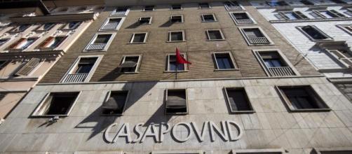 Sequestrata a Roma la sede di Casapound