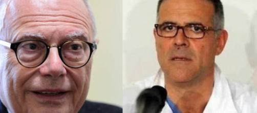 Coronavirus: i professori Galli e Zangrillo si sono confrontati a Porta a porta.