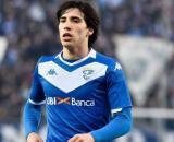 Tonali gradirebbe l'Inter per il futuro.