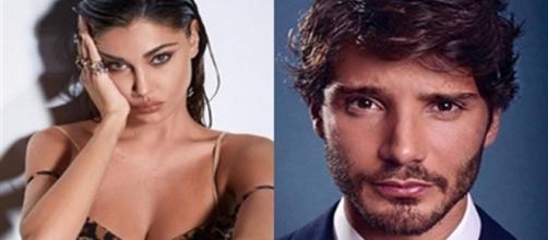 Belen Rodriguez: la crisi con Stefano tra astio con la famiglia e like di lui a Emma.