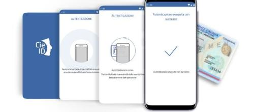 La nuova carta d'identità disponibile su tutti gli smartphone.