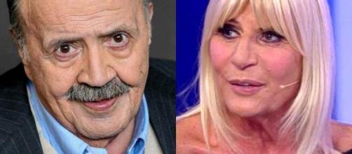 Maurizio Costanzo su Gemma Galgani e il rapporto con Sirius: 'È una stratega'.