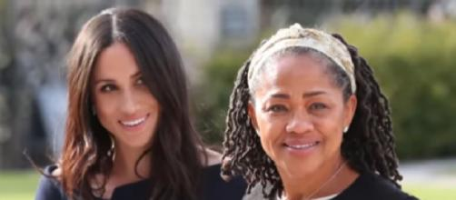 Meghan Markle speaks out on racism in resurfaced PSA. [Image source/Entertainment Tonight YouTube video]
