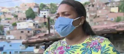 Mirtes já foi funcionária do marido da patroa em prefeitura. (Reprodução/TV Globo)