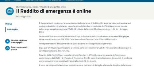 Reddito di emergenza: può salire fino a 840 euro in caso di componenti disabili nel nucleo familiare, l'ha precisato una circolare dell'Inps.