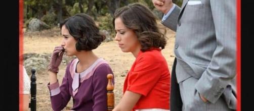 Spoiler Il segreto: Marta e Rosa stringono un patto.