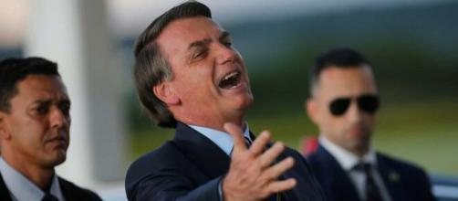 Bolsonaro fala sobre novo horário de divulgação dos dados. (Arquivo Blasting News)