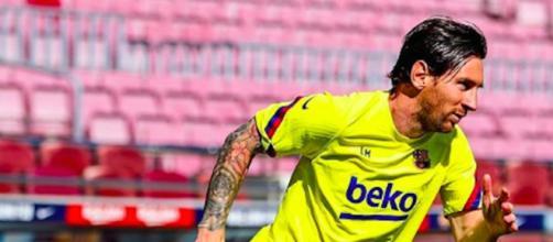 Le FC Barcelone tente de faire des économies. Credit : Instagram/fcbarcelona