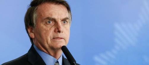 Presidente Bolsonaro divulgou em rede social mudanças do Ministério da Saúde. (Arquivo Blasting News)