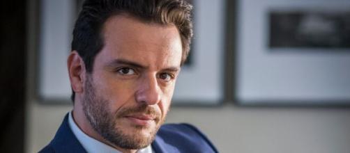 Rodrigo Lombardi fez parte do elenco da novela. (Arquivo Blasting News)