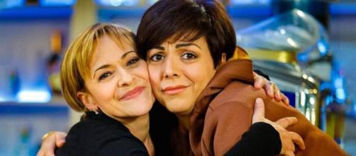 Un posto al sole, Silvia (Luisa Amatucci) e Mariella (Antonella Prisco).