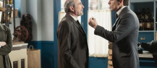Una Vita, trame spagnole: Antonito viene a conoscenza della relazione tra Carmen e Ramon.