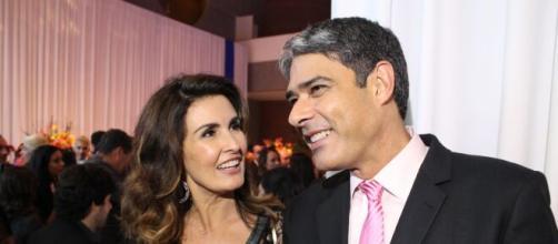 Ex-cozinheira de William Bonner e Fátima Bernardes faz revelações sobre os patrões. (Arquivo Blasting News)