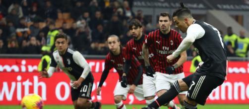 Le probabili formazioni di Juventus-Milan.
