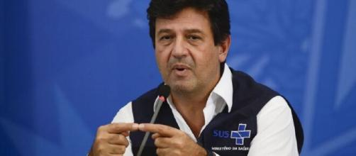 Mandetta criticou governo em conduta sobre dados da Covid-19. (Marcello Casal Jr/Agência Brasil)