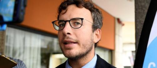 Diego Fusaro, leader del nuovo partito Vox Italia.