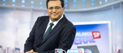 Geraldo Luís está na Record TV desde 2007. (Arquivo Blasting News)