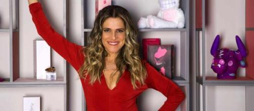Ingrid Guimarães fez parte do elenco. (Reprodução/YouTube)