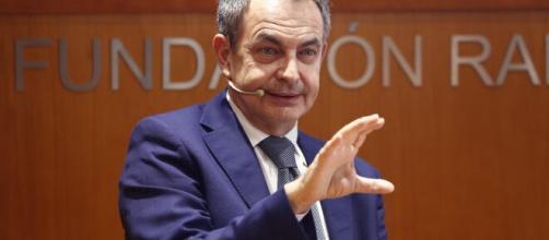 """José Luis Rodríguez Zapatero pide poner a EEUU en una """"posición imposible"""""""