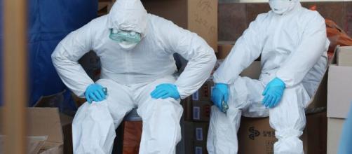 Llegó a Madrid otro avión con material sanitario para combatir el coronavirus