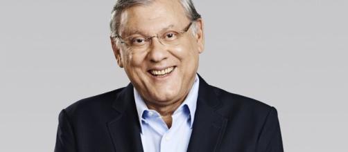 Milton Neves fala sobre mal-estar durante programa. (Arquivo Blasting News)