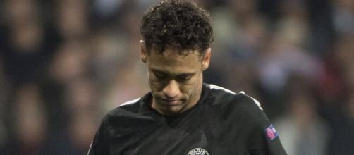 Neymar quer deixar PSG na próxima janela. (Arquivo Blasting News)