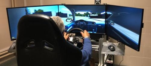 Un simulador analiza la capacidad de conducir de las personas mayores