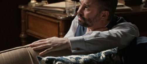 Una Vita: Felipe finisce in ospedale a causa di Laura.