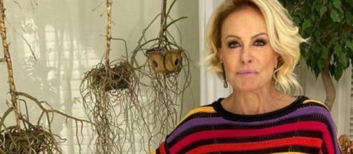 Ana Maria Braga revela que conseguiu parar de fumar durante o isolamento social. (Arquivo Blasting News)