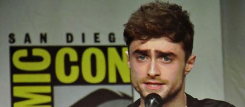 Daniel Radcliffe, protagonista de las películas de la saga Harry Potter