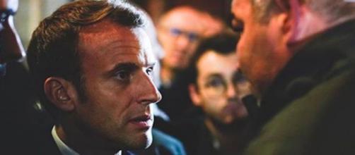 Emmanuel Macron reste silencieux face à l'indignation contre le racisme. Credit : Instagram/emmanuelmacron