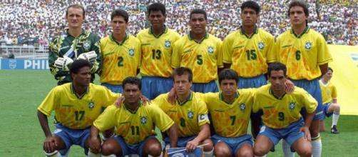 Grandes jogadores atuaram pela Seleção Brasileira em Copas do Mundo. (Arquivo Blasting News)
